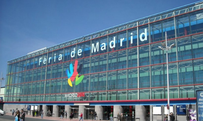 TRANSFER TO IFEMA Nuevo Boston Hotel Madrid- Airport