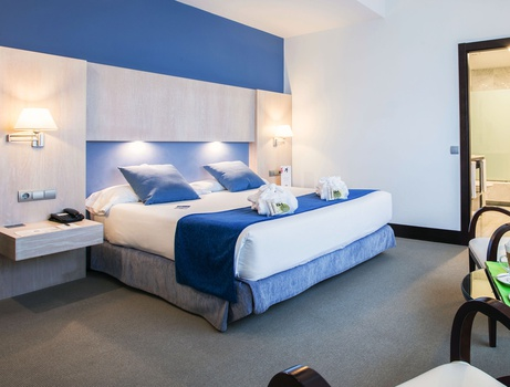 DOUBLE EXECUTIVE ROOM SINGLE USE Nuevo Boston Hotel Madrid- Airport