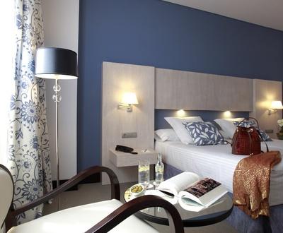 Double Room Nuevo Boston Hotel