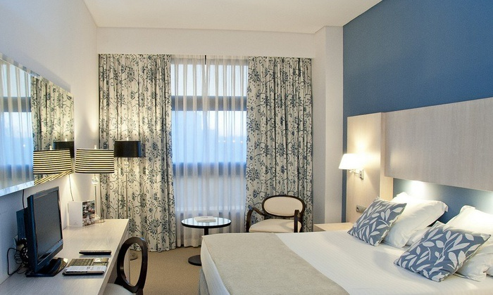 DOUBLE STANDARD ROOM Nuevo Boston Hotel Madrid- Airport
