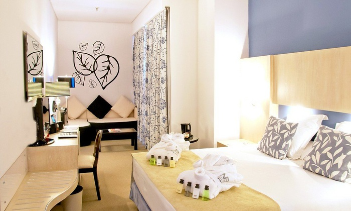 JUNIOR SUITE ROOM Nuevo Boston Hotel Madrid- Airport