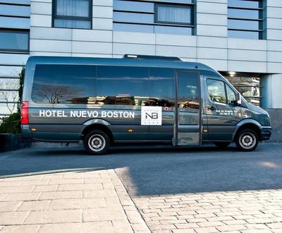 Free Transfer Nuevo Boston Hotel
