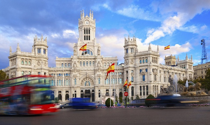 TRANSFERS CITY CENTRE Nuevo Boston Hotel Madrid- Airport