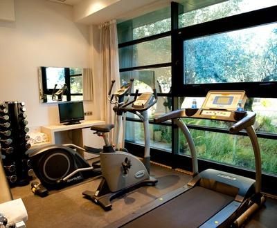 Fitness Center Nuevo Boston Hotel