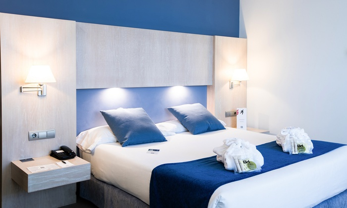 DOUBLE EXECUTIVE ROOM Nuevo Boston Hotel Madrid- Airport