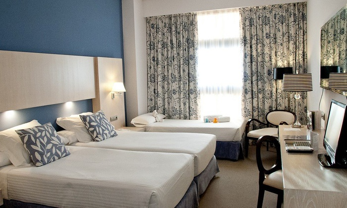 FAMILY ROOM Nuevo Boston Hotel Madrid- Airport