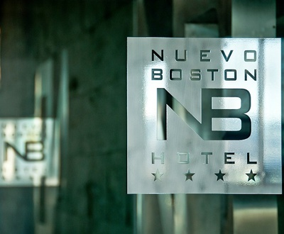 Hall Nuevo Boston Hotel