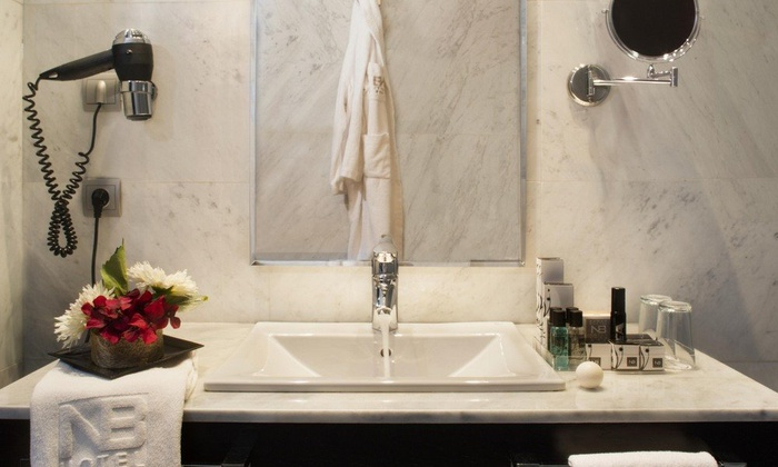 DOUBLE STANDARD ROOM SINGLE USE Nuevo Boston Hotel Madrid- Airport