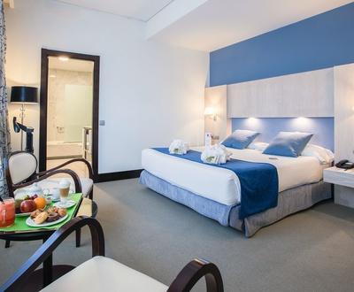 Room Nuevo Boston Hotel