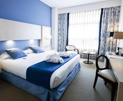 Deluxe room Nuevo Boston Hotel