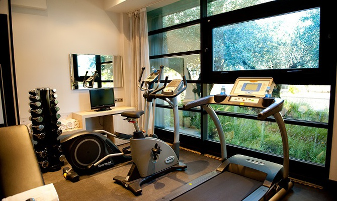 GYM Nuevo Boston Hotel Madrid- Airport